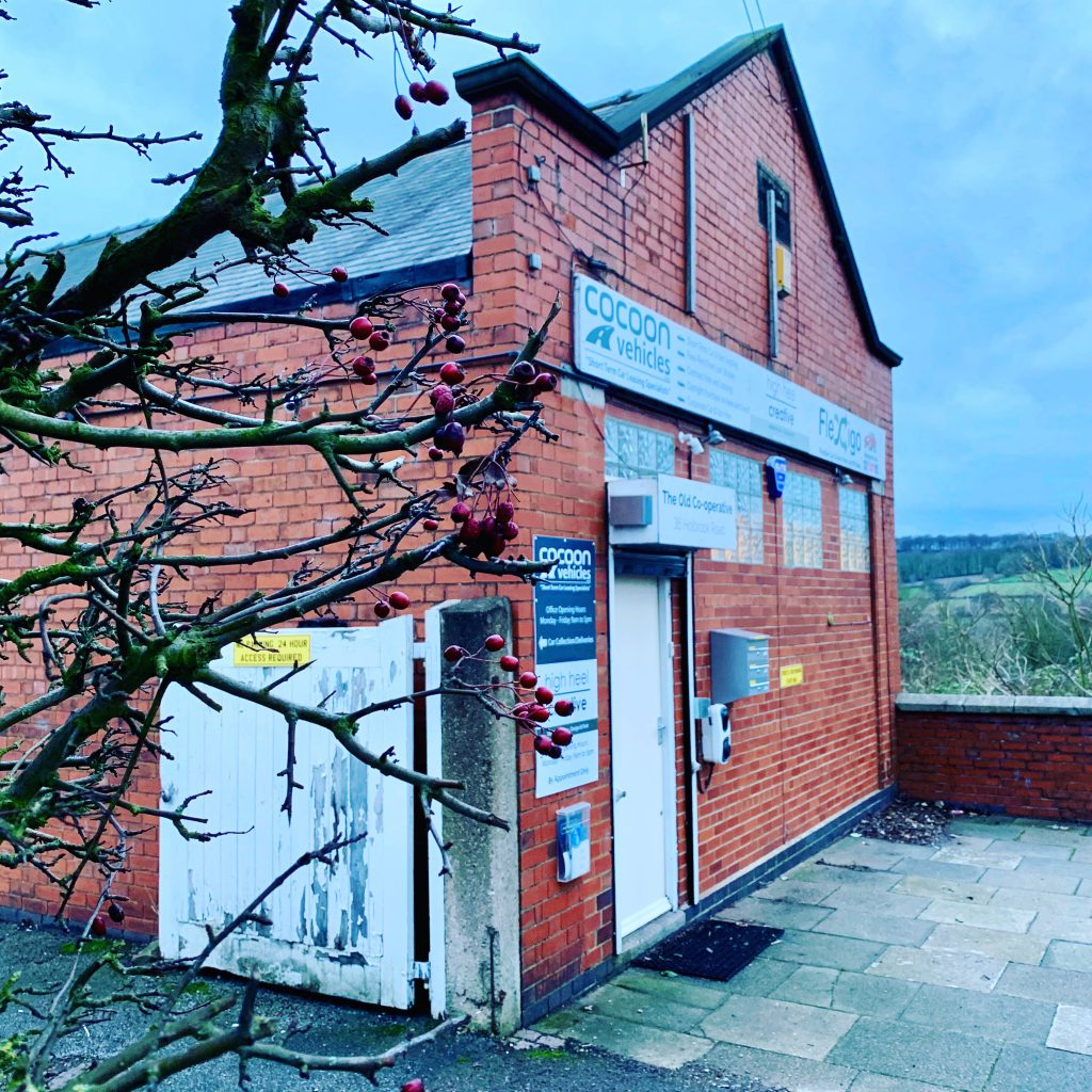 Cocoon in Belper - The Old Co-operative