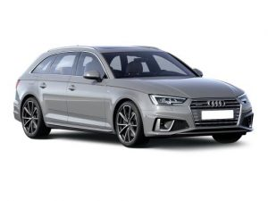 Audi A4 Avant on UK Car Subscription Service