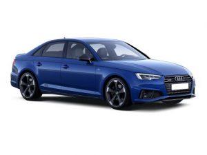 Audi A4 Saloon on UK Car Subscription Service