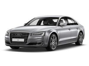 Audi A8 Saloon on UK Car Subscription Service