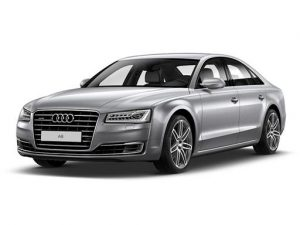Audi A8 Saloon on UK Car Subscription Service