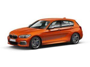 BMW 1 Series Hatchback on UK Car Subscription Service