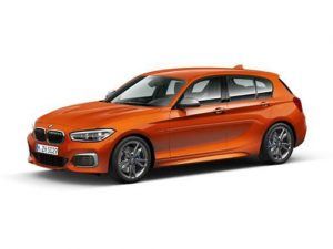 BMW 1 Series Hatchback on UK Car Subscription Service
