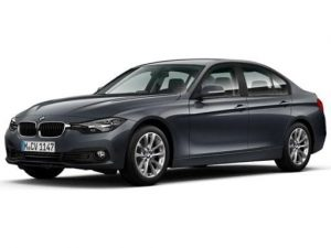 BMW 3 Series Saloon on UK Car Subscription Service