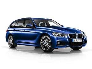 BMW 3 Series Touring on UK Car Subscription Service