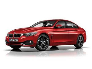 BMW 4 Series Gran Coupe on UK Car Subscription Service
