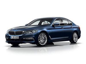 BMW 5 Series Saloon on UK Car Subscription Service