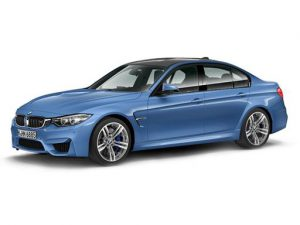 BMW M3 Saloon on UK Car Subscription Service