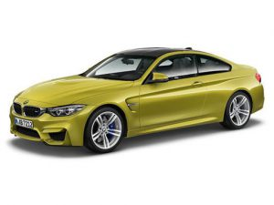 BMW M4 Coupe on UK Car Subscription Service