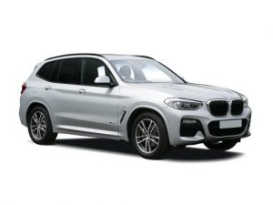 BMW X3 Estate on UK Car Subscription Service