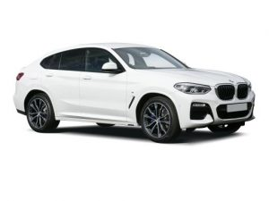 BMW X4 Estate on UK Car Subscription Service