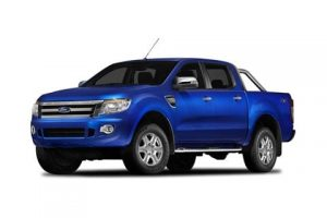 Ford Ranger Pickup on UK Car Subscription Service