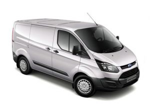 Ford Transit Custom 2.0 TDCI L1 FWD Low Roof Automatic Panel Van 12 month van lease
