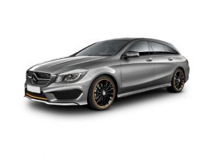 Mercedes-Benz CLA Shooting Brake on UK Car Subscription Service