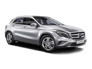Mercedes-Benz GLA Class Hatchback on UK Car Subscription Service
