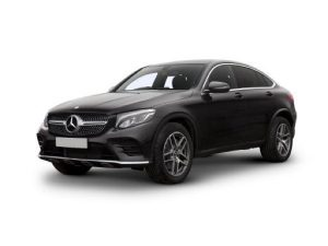 Mercedes-Benz GLC Coupe on UK Car Subscription Service