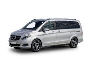 Mercedes-Benz V Class Estate on UK Car Subscription Service