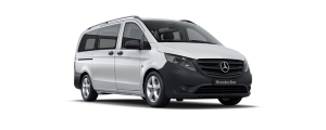 Mercedes-Benz Vito Tourer Extra Long Automatic Minibus 12 month van lease
