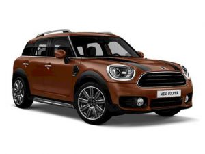 Mini Countryman Hatchback on UK Car Subscription Service