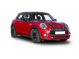 Mini Hatchback on UK Car Subscription Service