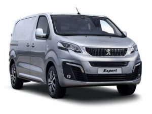 Peugeot Expert STD BlueHDI 115 1000kg Manual Panel Van 12 month van lease