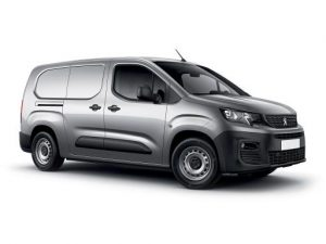 Peugeot Partner STD 1000 1.6 BlueHDI 100 [12m] Manual Panel Van 12 month van lease