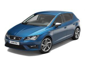 Seat Leon Hatchback on UK Car Subscription Service