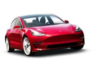 Tesla Model 3 Saloon Long Range [21 Plate] 4dr Auto [CVC]-ex-fleet-car-for-sale