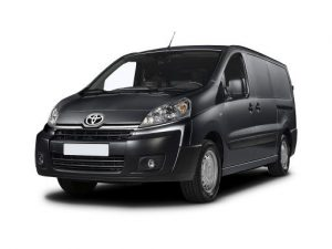 Toyota Proace L1 1.6D 115 Active Manual Panel Van 12 month van lease