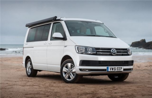 Volkswagen Campervan 2.0 TDI SWB [12m] Manual Campervan 12 month camper-van lease