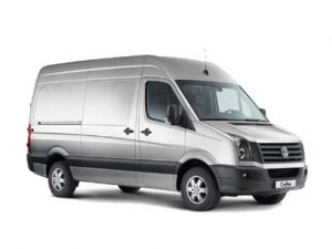 Volkswagen Crafter 2.0 TDI LWB Luton with Tail lift Manual Luton Van 6 month van lease