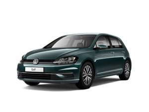 Volkswagen Golf Hatchback on UK Car Subscription Service