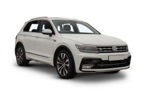 Volkswagen Tiguan Estate on UK Car Subscription Service