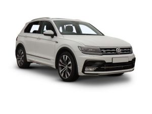 Volkswagen Tiguan Estate on UK Car Subscription Service