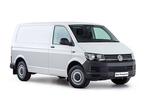 Volkswagen Transporter 2.0 TDI SWB 4MOTION Manual Panel Van 6 month van lease
